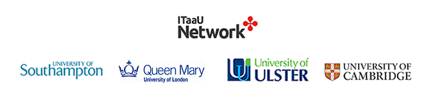 Partner investigator organisations for RCUK